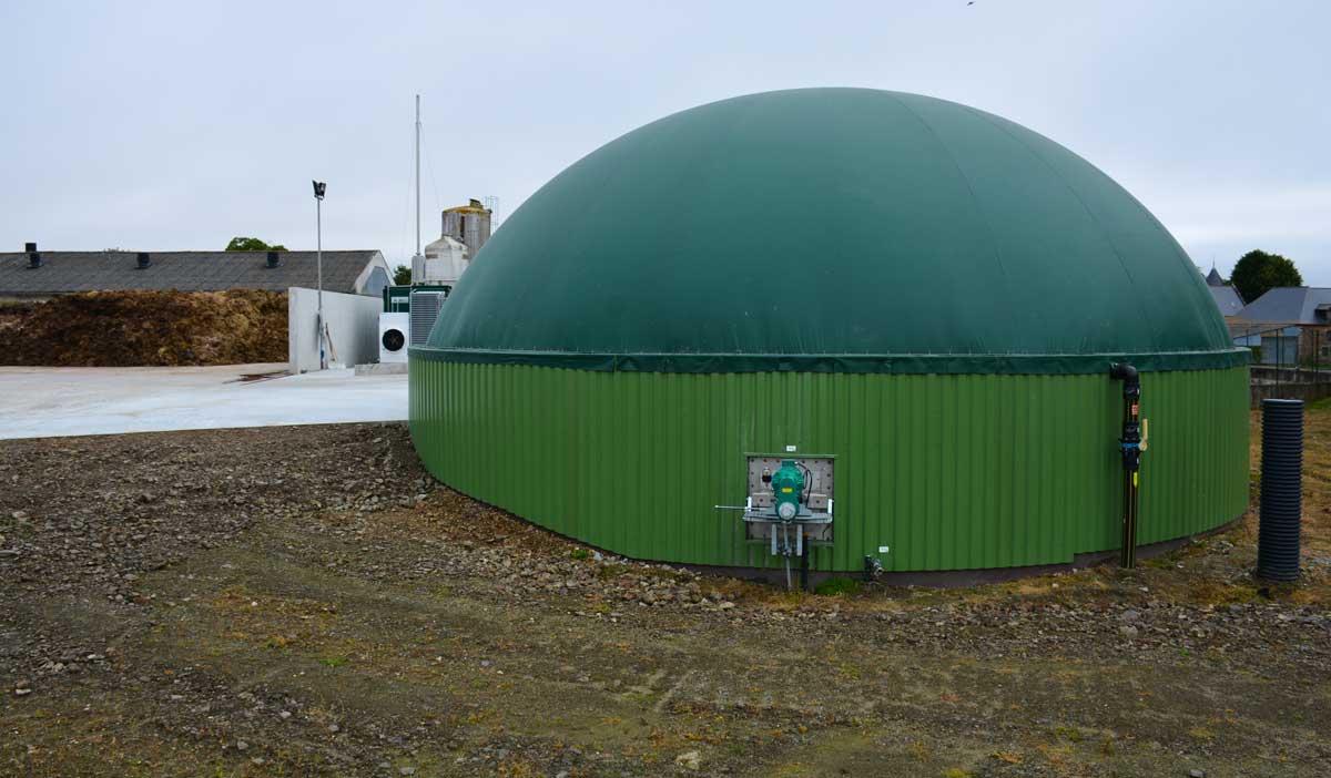 Photo of Une première installation de petite méthanisation à la ferme