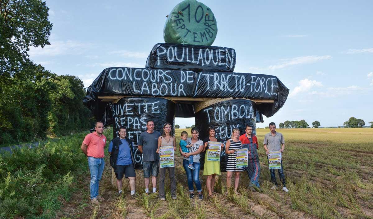 Photo of Les laboureurs ont rendez-vous à Poullaouen