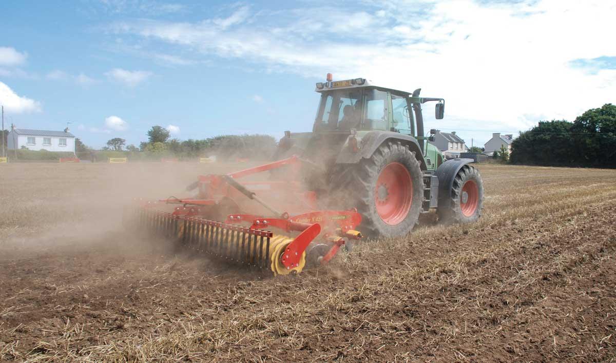 Photo of Conditions sèches pour les semis de colza