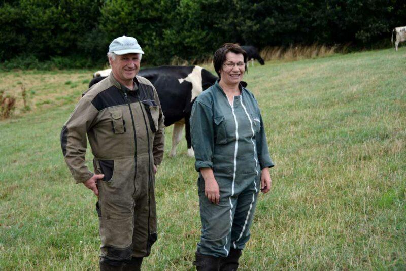Les concours d'animaux : une passion pour Jocelyne et Didier Le Gal.