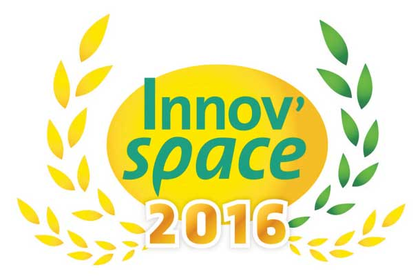 Photo of SPACE 2016 : 50 Innov'Space très technologiques