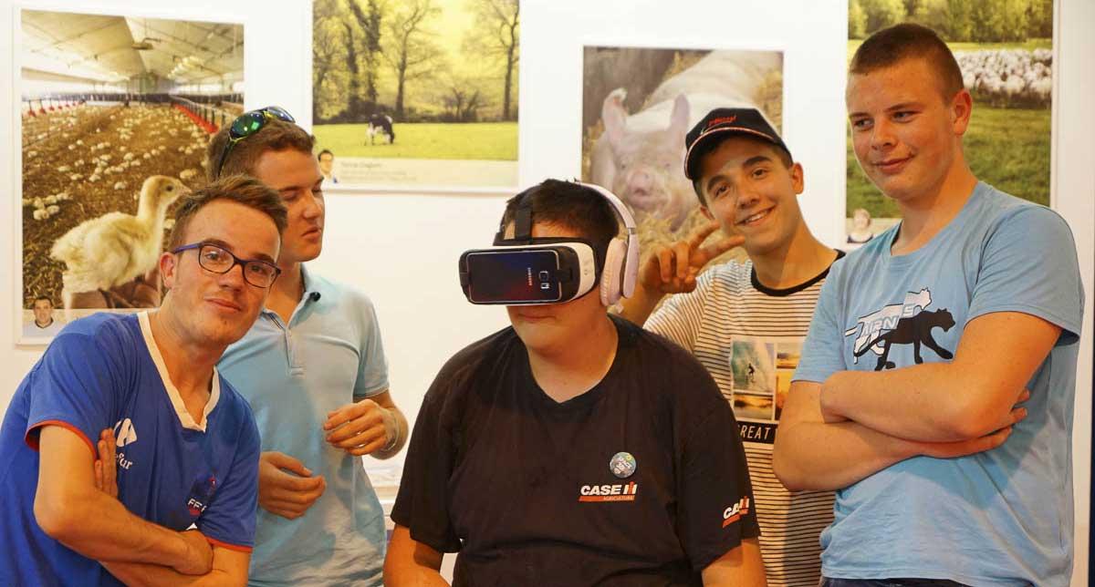 Photo of Space 2016 : la traite virtuelle fait carton plein