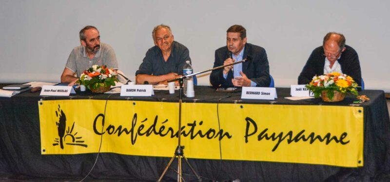 Le syndicat a choisi cette année d'aborder le thème de la protection sociale lors de son assemblée générale.