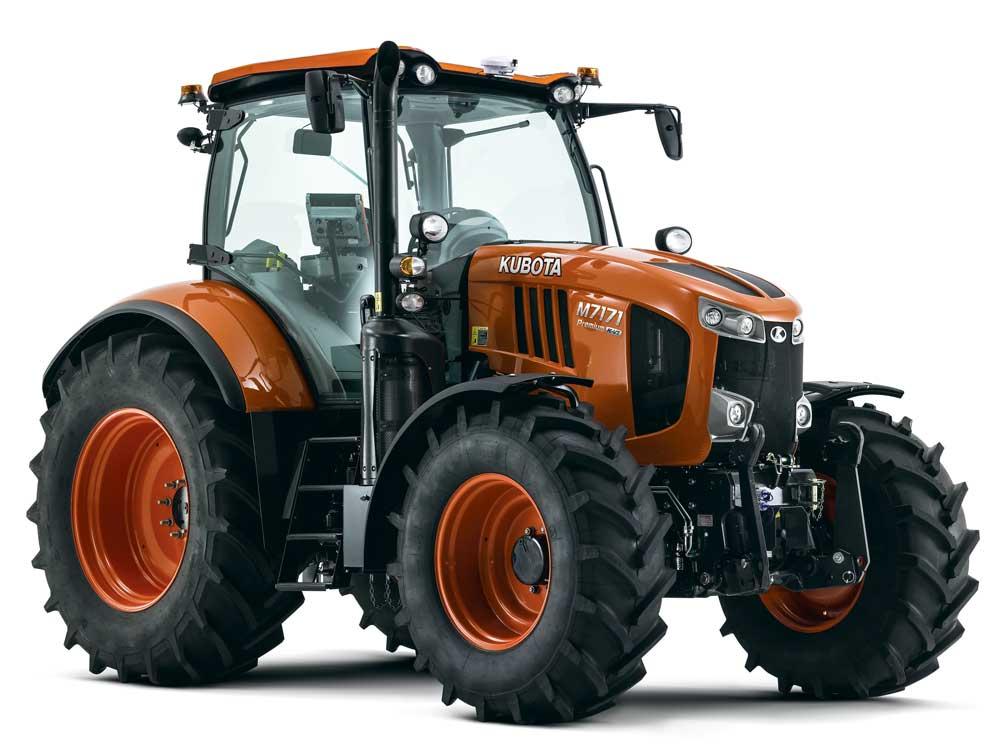 Kubota le m7001 un tracteur propre efficace et - Cars et les tracteurs ...