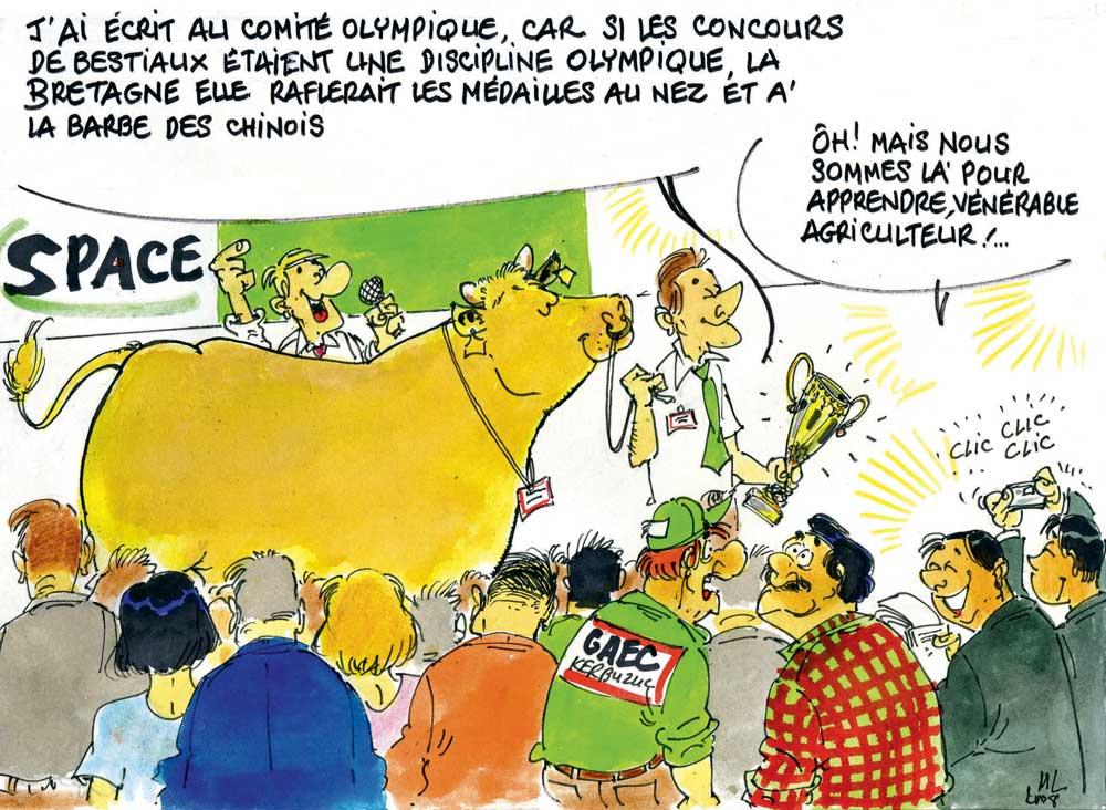 Photo of Les dessins de Malo Louarn – Septembre 2016