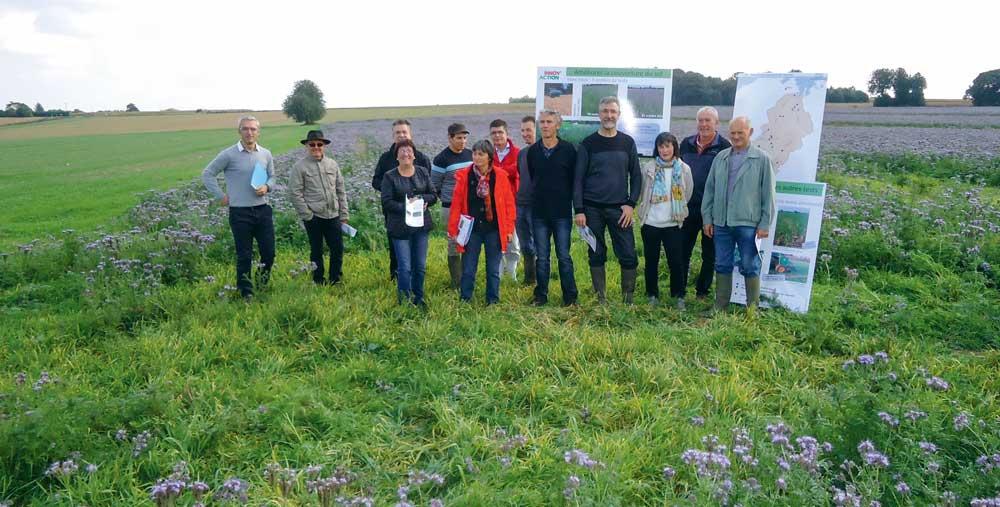 Photo of Pour les sols et l'eau, l'Arguenon joue la carte de l'agronomie