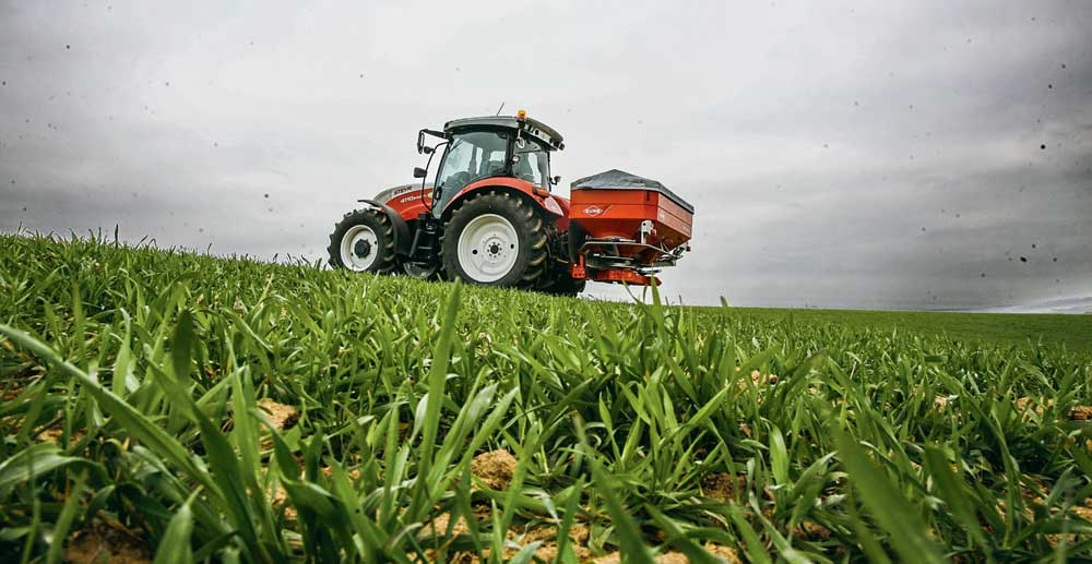 Photo of Fertilisation des céréales : anticiper une bande double densité