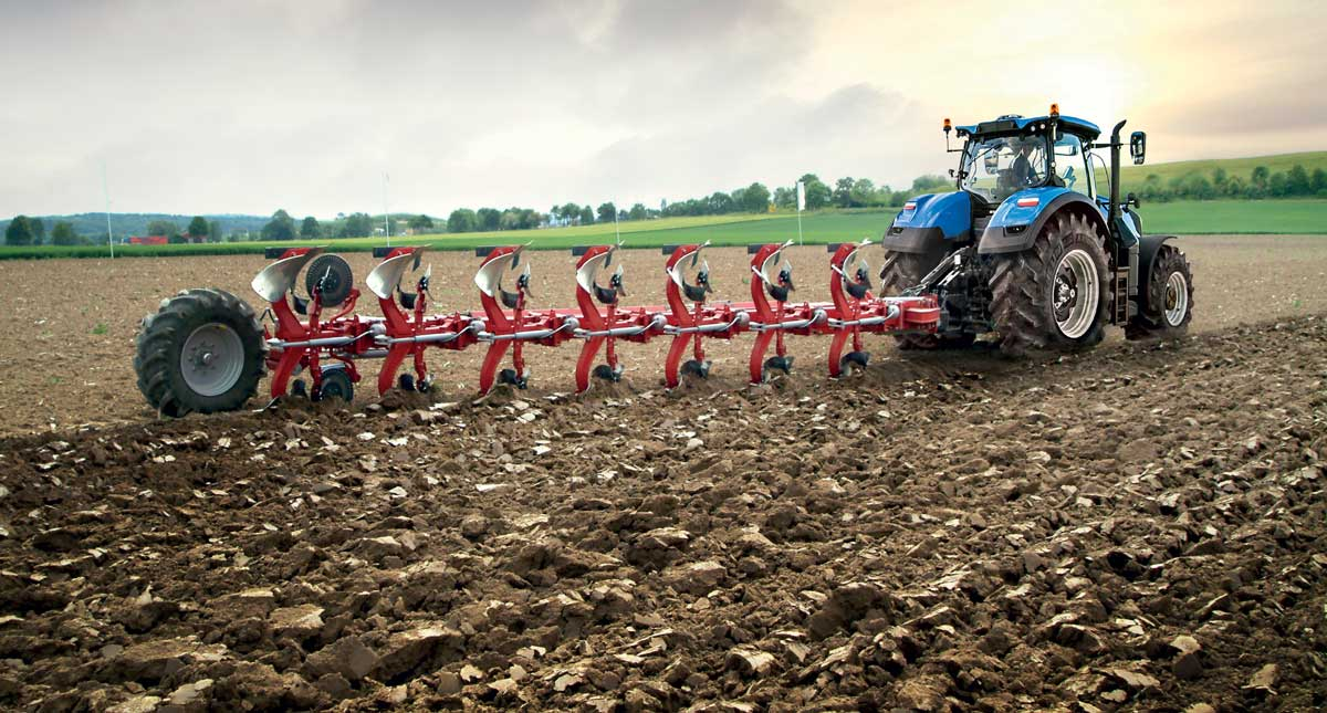 Photo of New Holland annonce l'acquisition de Kongskilde