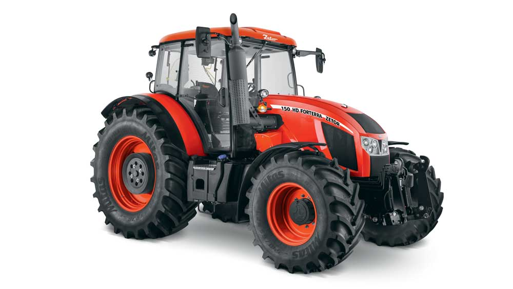 Photo of Zetor : la série Forterra se modernise