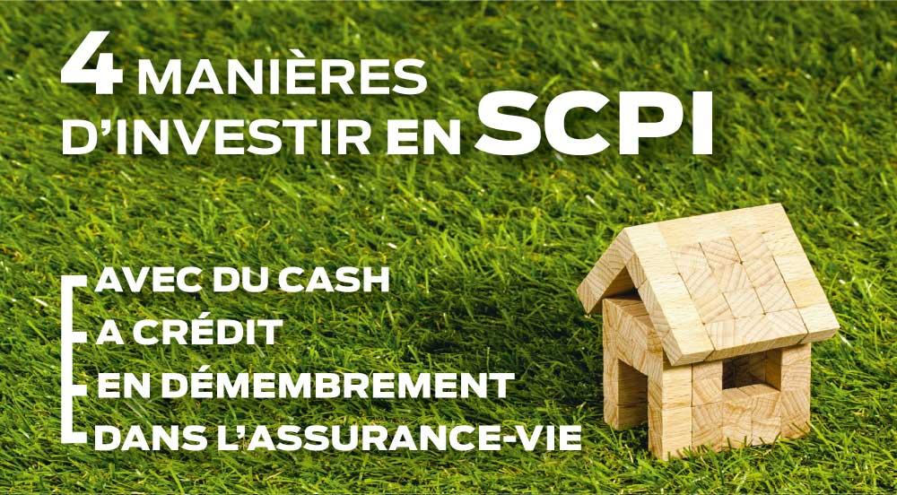 Photo of L'immobilier facile d'accès avec les SCPI