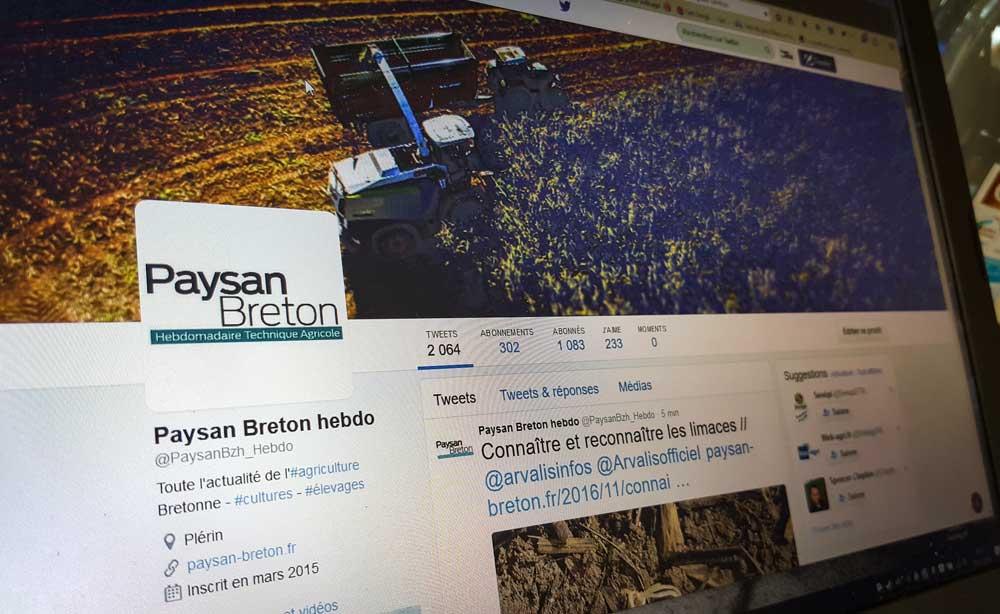 Photo of Numérique, réseaux sociaux : bienvenue dans la ferme connectée