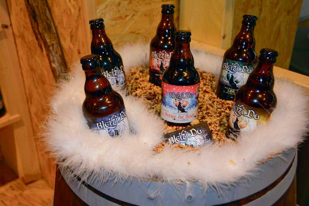 Photo of Brasserie Bleizi Du : le loup brasse sa bière de Noël