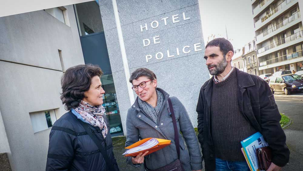 Photo of La Confédération paysanne entendue par la police