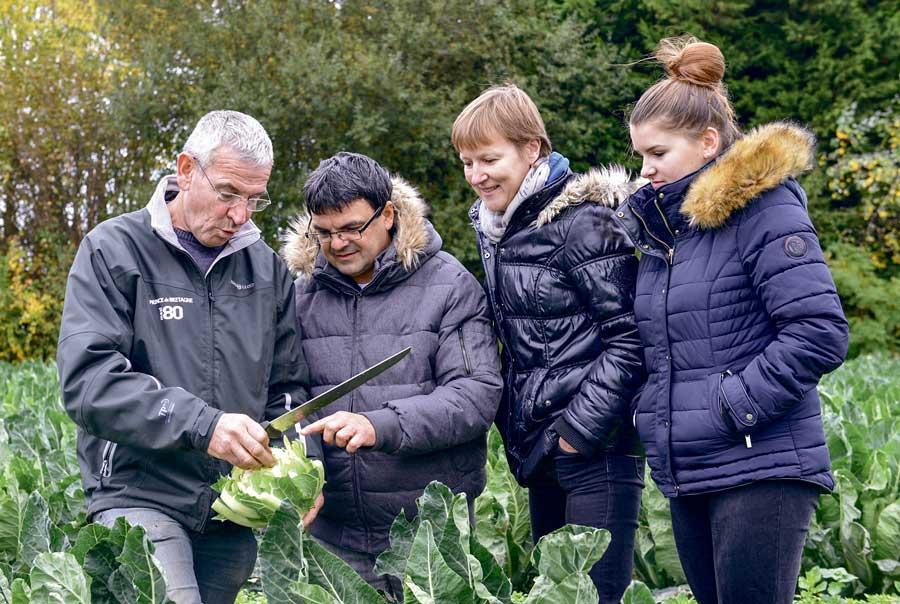 Photo of Séjour à la ferme, partager aussi la passion du métier