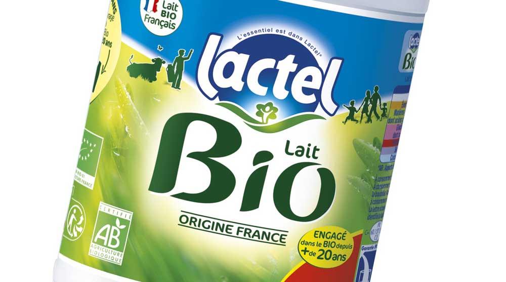 Photo of Baisse de 10% de collecte de lait bio : Lactel s'organise