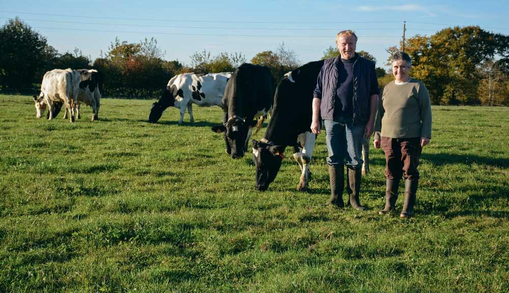 Photo of Ils font rimer autonomie et production par vache