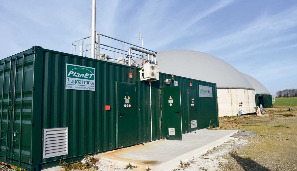 Photo of Biogaz, une énergie locale, renouvelable et vertueuse