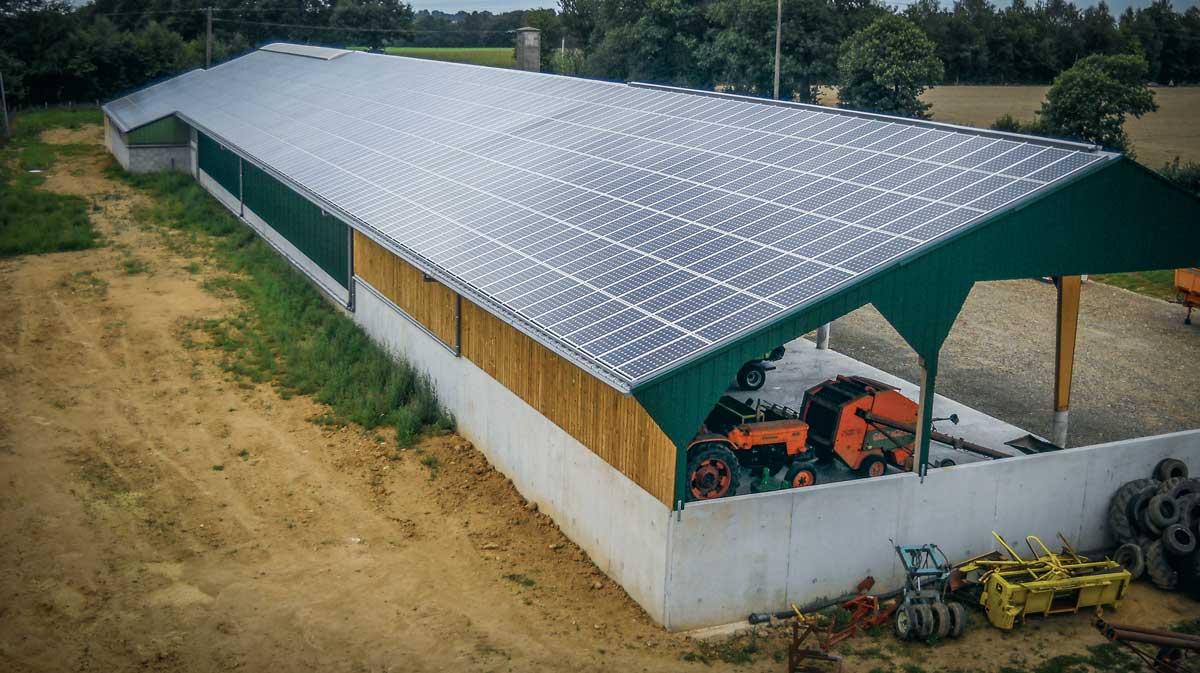 Photo of Le photovoltaïque rentabilise les toitures