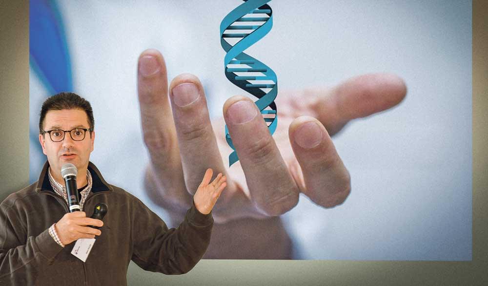 projecteur-adn-genetique