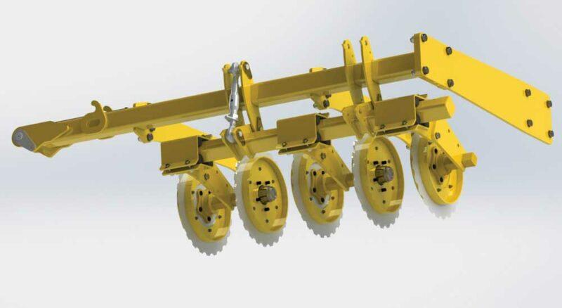 Claydon-Hybrid-T3-option-disques-creneles-avant