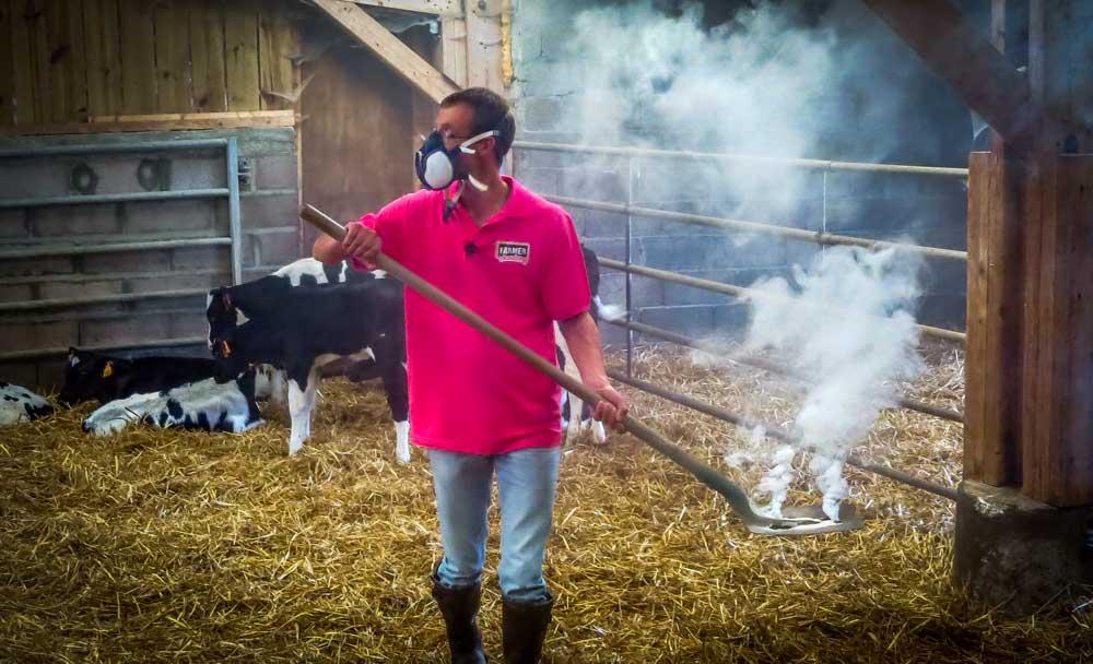 Photo of Farmer Academy :  Ambiance dans le bâtiment et diagnostic de ventilation