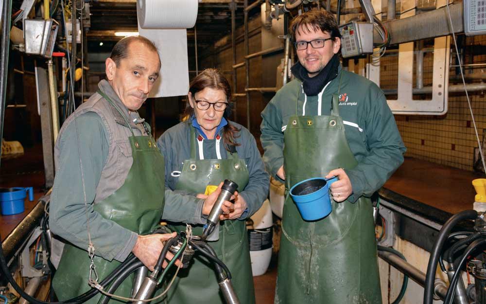 Photo of Emploi : le secteur laitier veut former des agents de traite
