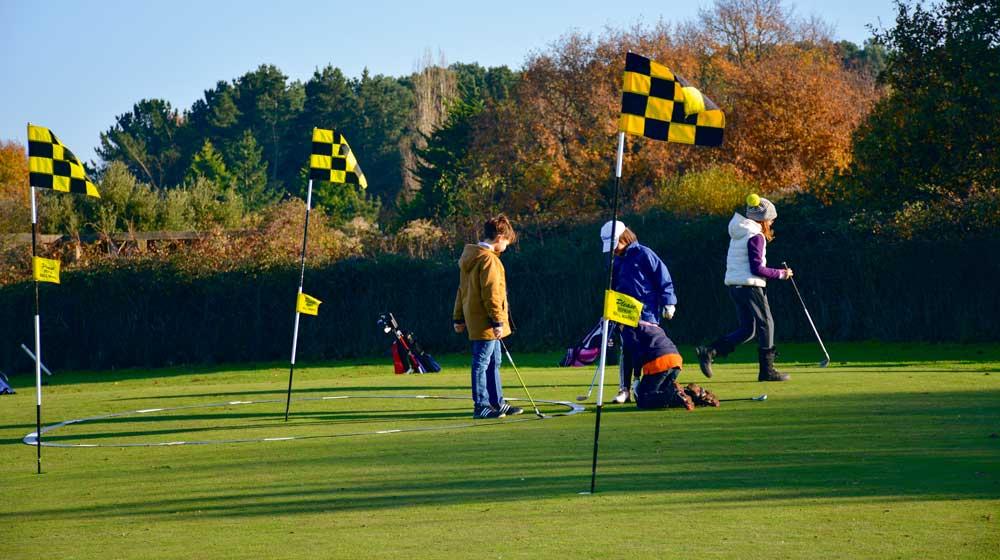 Photo of Au golf de Baden, 63 hectares à entretenir