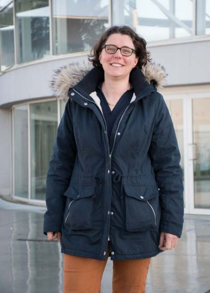 Dr Aurélie Bélenguez, GTV Bretagne