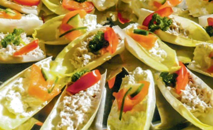 Photo of Endives farcies au fromage frais