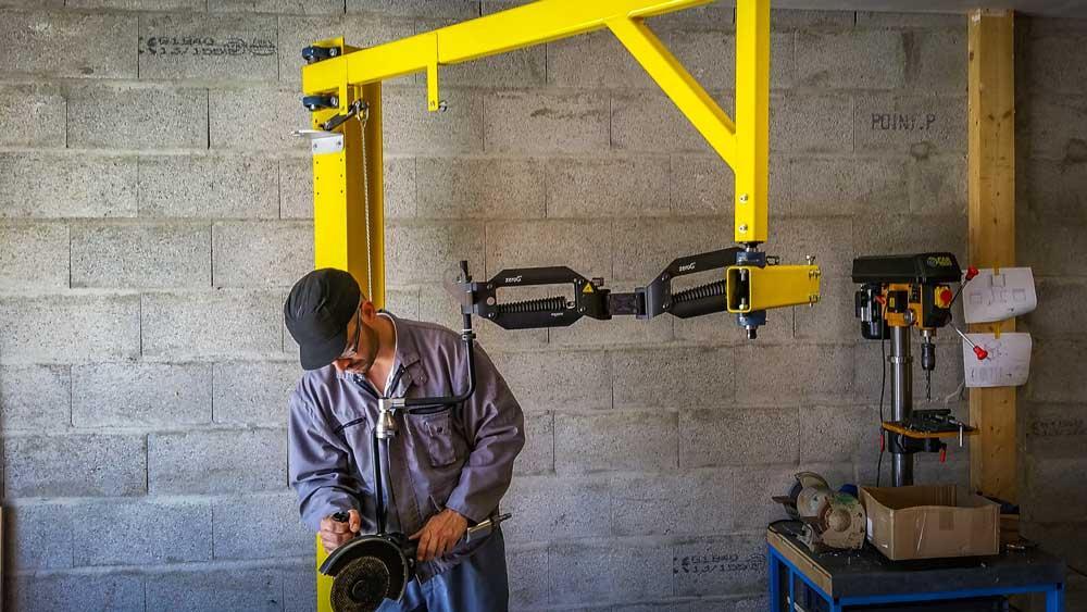 Photo of Pénibilité du travail : l'exosquelette donne un coup de main