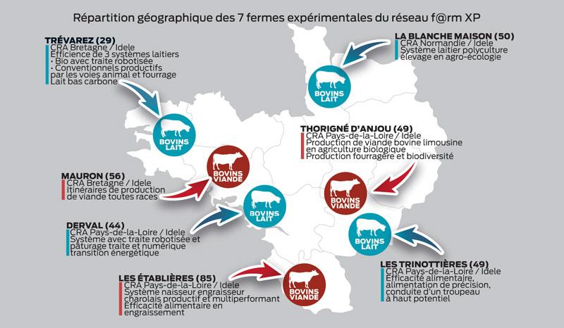 Photo of Bovin : la recherche appliquée s'inter-régionalise