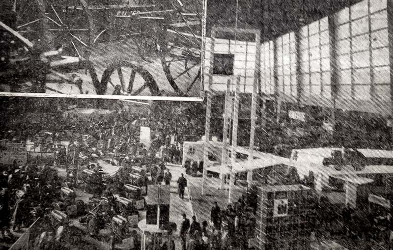 Photo of SIMA 1959 : Trentenaire du salon international de la machine agricole