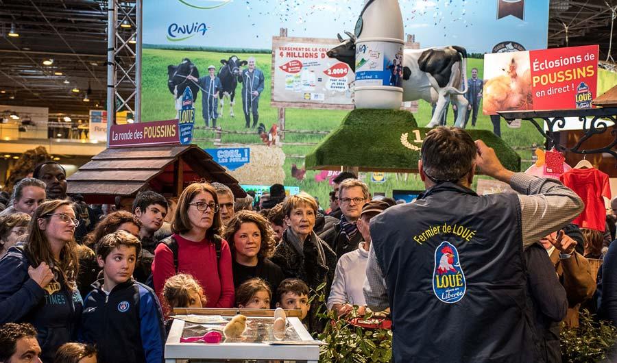 Photo of #SIA2017 : le salon de l'Agriculture affiche 618958 visiteurs