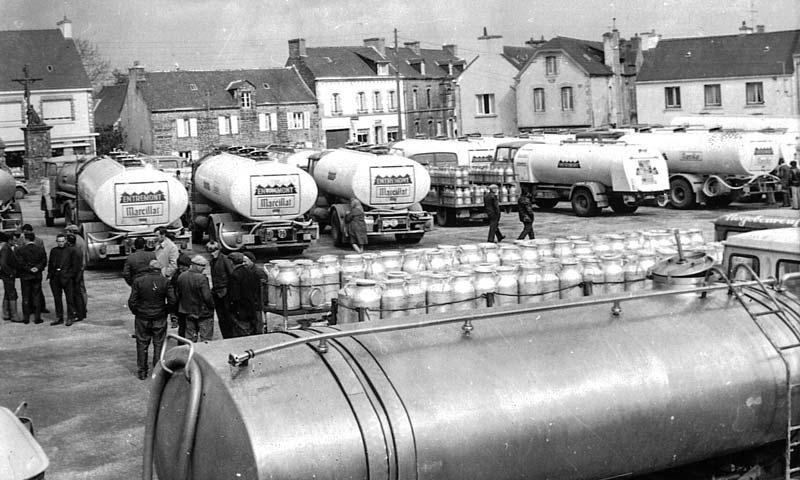Photo of Depuis mai 1972, la grève du lait n'a pas pris une ride