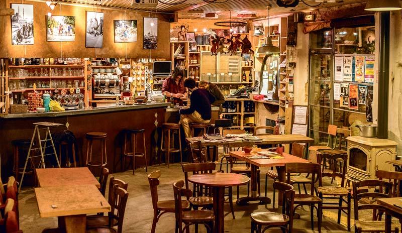 Photo of Le Café Théodore souffle 10 bougies