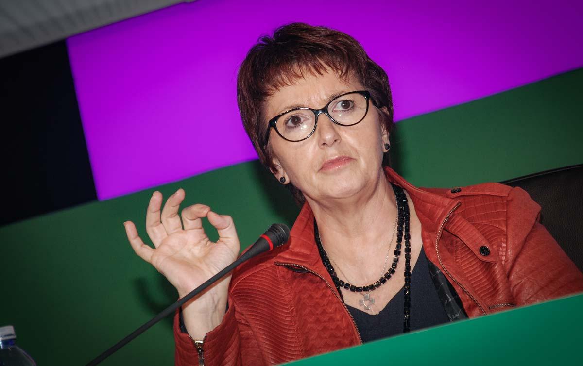L'idée du rapport d'orientation consacré à l'Europe avait été portée par Xavier Beulin, à qui Christiane Lambert, présidente, a fréquemment fait référence.
