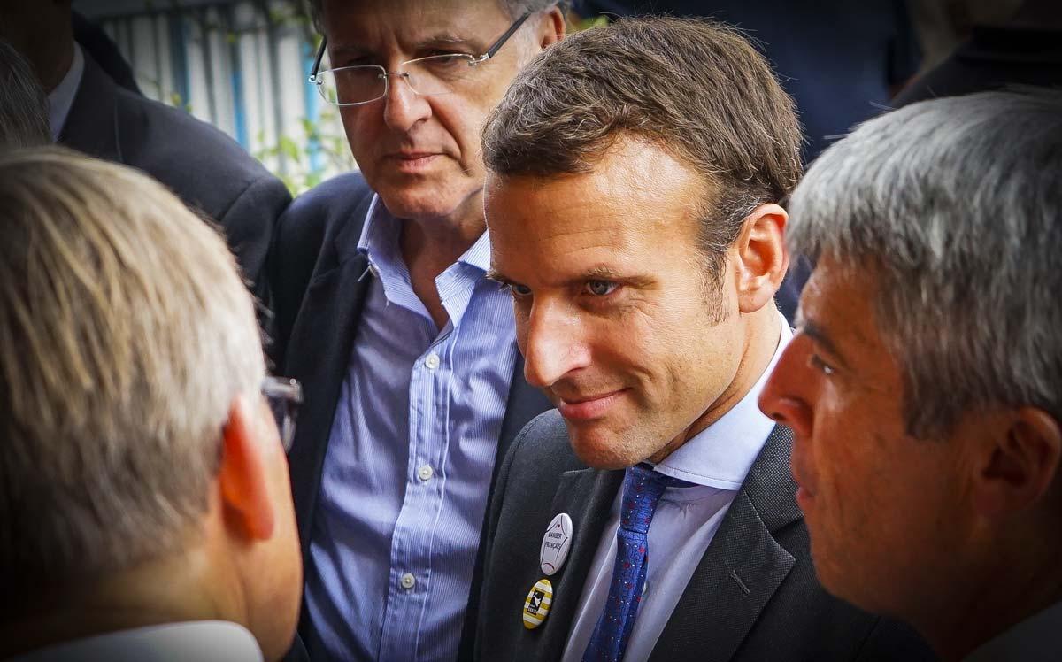 """Photo of Macron : lettre aux agriculteurs """"parce qu'ils n'ont pas été au cœur de la campagne"""""""