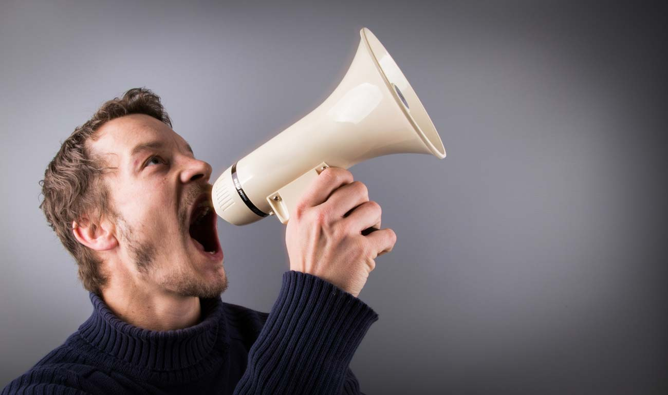 megaphone-voix-sondage
