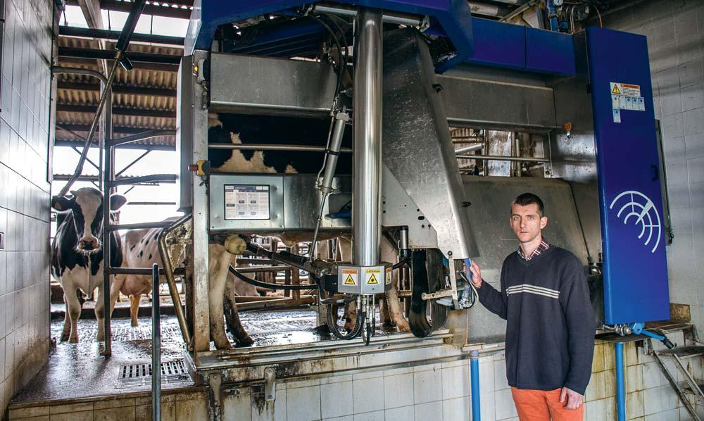 Le co t de fonctionnement d 39 une installation de traite varie de 4 30 1000l journal paysan - Chambre d agriculture 44 ...