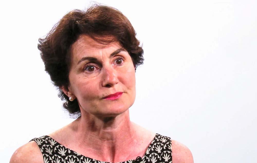 Photo of Catherine Geslain-Lanéelle nommée directrice de cabinet de Jacques Mézard