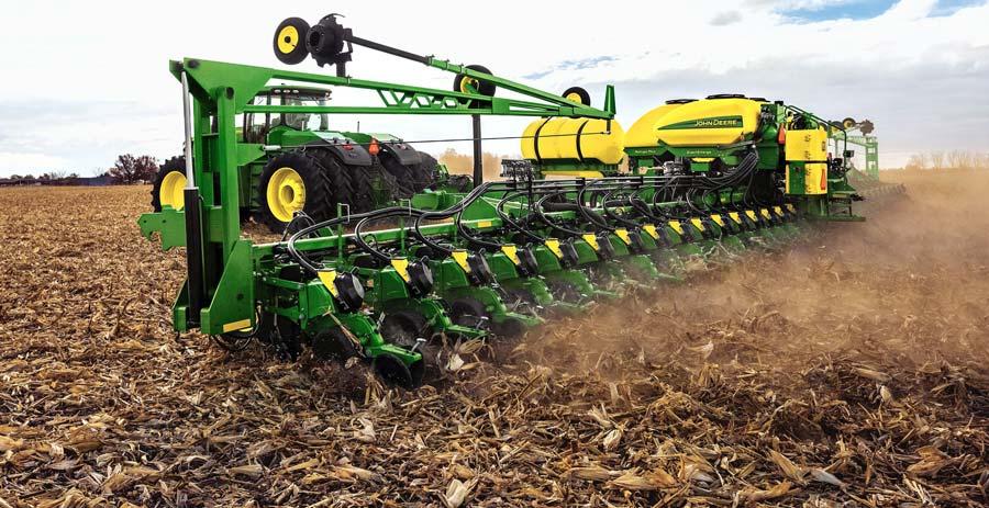 Photo of John Deere renonce à acheter Precision planting