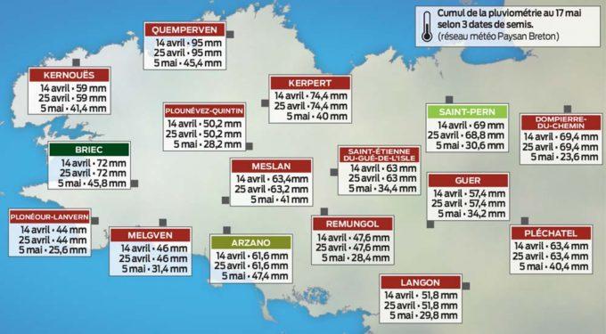 Jusqu'à la récolte, Paysan Breton vous propose un rendez-vous hebdomadaire en suivant l'évolution du maïs sur des parcelles bretonnes.