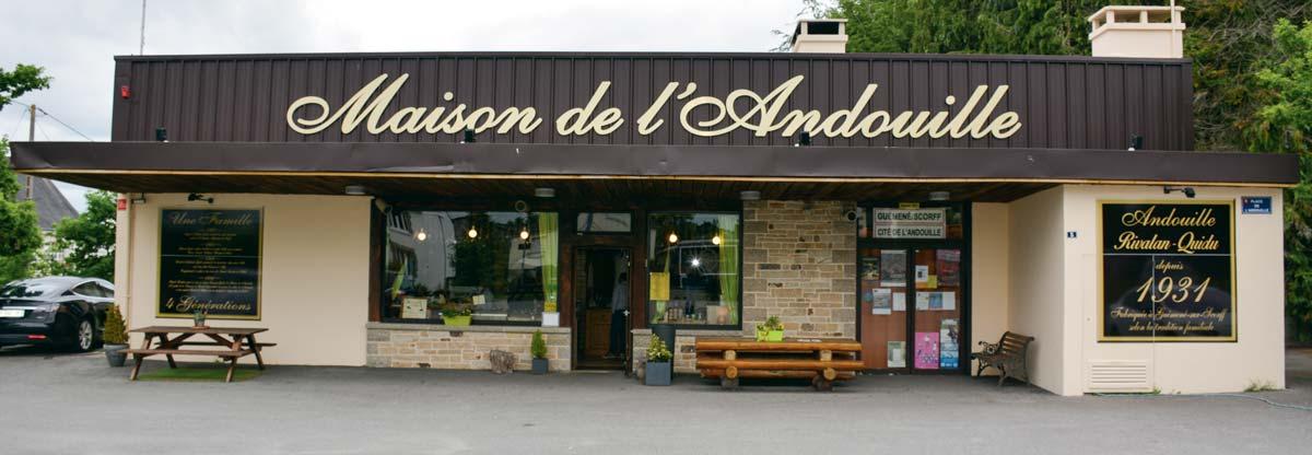 Photo of Guémené-Sur-Scorff, capitale de l'andouille