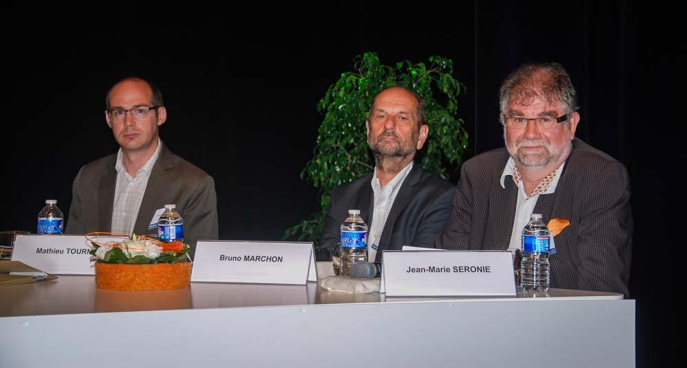 Trois invités pour trois regards sur l'avenir des entreprises, jeudi 15 juin à l'assemblée de BCEL Ouest.