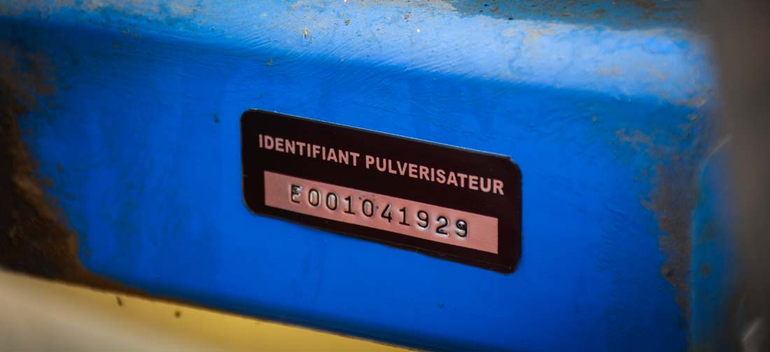 Photo of Contrôle des pulvérisateurs, gage de bon fonctionnement