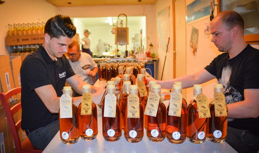 Photo of La fraise bretonne s'enrhume aux Antilles