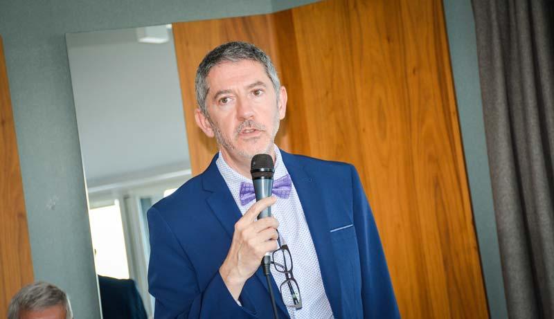 Michel Sourdioux, directeur Axiom