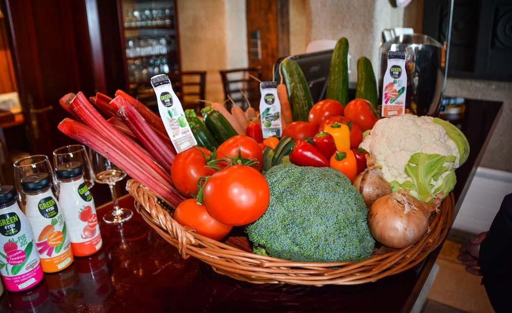 Photo of Des légumes pressés de donner leur jus