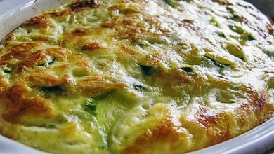 Photo of Gratin de courgettes