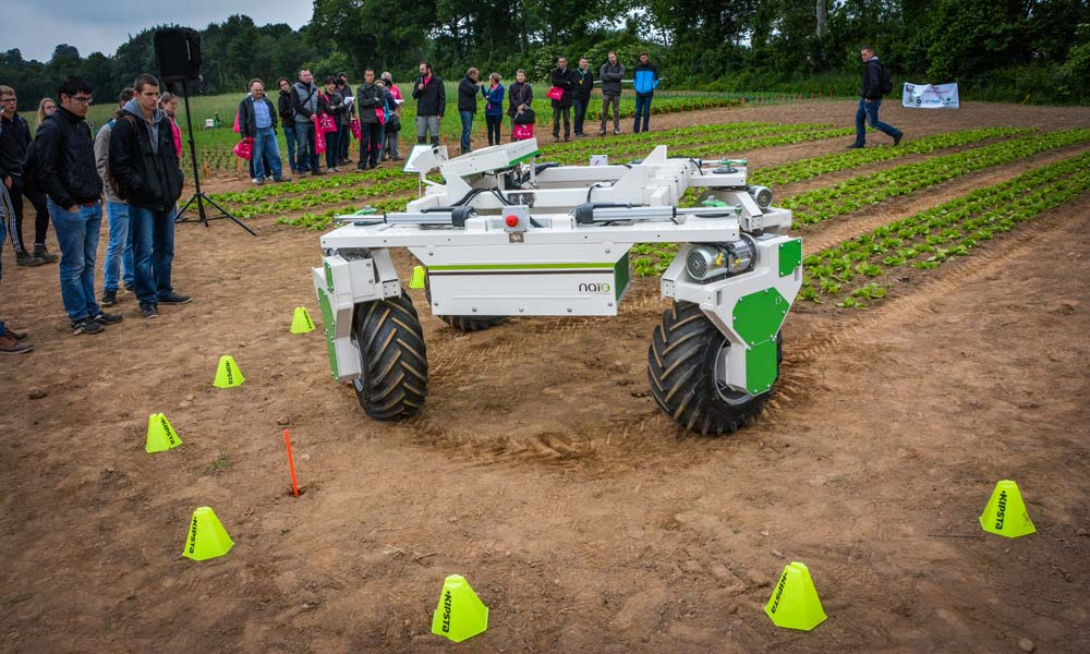 Photo of Naissance d'une association de promotion de la robotique agricole